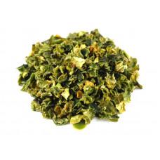 Перец зеленый сушеный хлопья